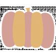 Thankful Harvest Sticker Pumpkin 2