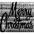 Festive Word Art 06 Template