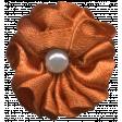 Festive Flower 173 Orange