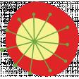 Festive Sticker Star9