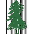 Christmas Day Tree 3