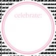 Basics Tag 01 Pink Light Celebrate