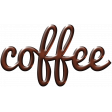 For The Love - Wordart - Coffee