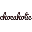 For The Love - Wordart - Chocaholic