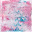 All The Princesses - Painted Papers - Triangles 3
