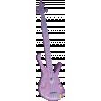 All The Princesses - Elements - Purple Guitar