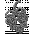 Crochet Flowers No.2 - Templates - Leaf 01