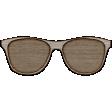 Picnic Day Wood - Sunglasses