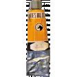 School of Art - Mini Kit - Orange Paint Tube