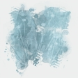 Winter Day - Papers - Blue Paint