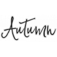 In The Pocket - Elements - Word Art - Autumn