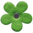 Spring Day - Element - Leather Flower Green