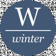 Winter Day - Elements - Winter Blue