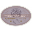 Secret Garden - Elements - Seed Sticker Purple