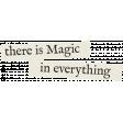 Secret Garden - Elements - Word Art Magic in Everything