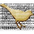 Secret Garden - Elements - Wood - Bird