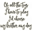 Family Day - Elements - Wordart - Toys To Play
