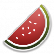 Food Day - Elements - Watermelon Sticker
