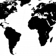 Paper Templates - Fun  - 019 World Map