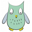 New Day - Elements - Owl