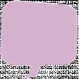 New Day - Elements - Vellum Balloon Pink