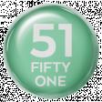 New Day - Brads 52 Weeks - Mint - Brad 51