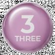 New Day - Brads 52 Weeks - Pink - Brad 3