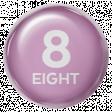 New Day - Brads 52 Weeks - Pink - Brad 8