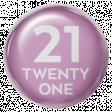 New Day - Brads 52 Weeks - Pink - Brad 21