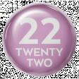 New Day - Brads 52 Weeks - Pink - Brad 22