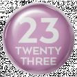 New Day - Brads 52 Weeks - Pink - Brad 23