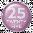 New Day - Brads 52 Weeks - Pink - Brad 25