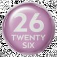 New Day - Brads 52 Weeks - Pink - Brad 26