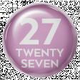 New Day - Brads 52 Weeks - Pink - Brad 27
