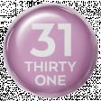 New Day - Brads 52 Weeks - Pink - Brad 31
