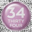 New Day - Brads 52 Weeks - Pink - Brad 34