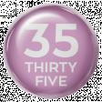 New Day - Brads 52 Weeks - Pink - Brad 35