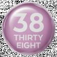 New Day - Brads 52 Weeks - Pink - Brad 38