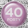 New Day - Brads 52 Weeks - Pink - Brad 40