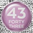 New Day - Brads 52 Weeks - Pink - Brad 43