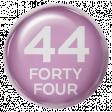 New Day - Brads 52 Weeks - Pink - Brad 44