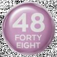 New Day - Brads 52 Weeks - Pink - Brad 48
