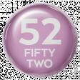 New Day - Brads 52 Weeks - Pink - Brad 52
