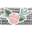 Fresh - Elements - Flower Sticker