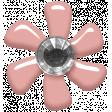 Fresh - Elements - Tiny Flower - Peach