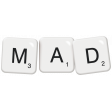 The Mad Scientist - Elements - Word Art - Mad