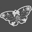 Butterflies - Butterfly 02 - Filigrain