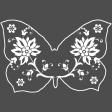 Butterflies - Butterfly 10 - Filigrain