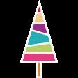 Good Life December - Minikit - Tree 02 - Shadowed