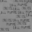 Templates - Mixed Media - Love, Create, Inspire